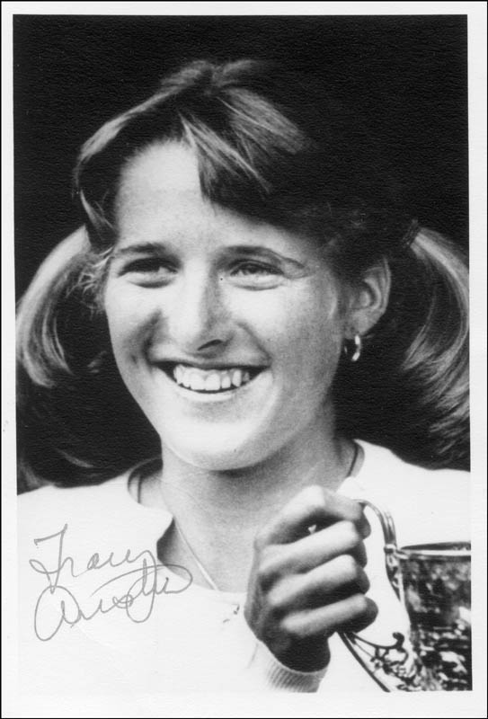 Image 1 for Tracy Austin - Autographed Signed Photograph - HFSID 67699