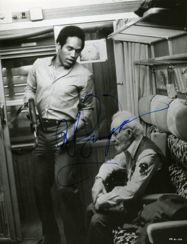 Image 1 for O. J. Simpson - Autographed Signed Photograph - HFSID 67904