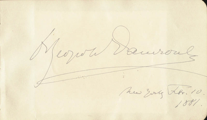 Image 3 for Wilson Barrett - Autograph Quotation Signed - HFSID 68027