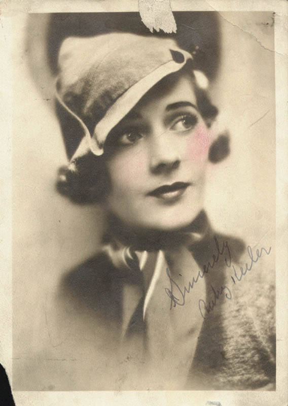 Image 1 for Ruby Keeler - Autographed Signed Photograph - HFSID 68137