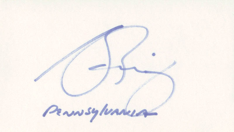 Image 1 for Edward George Biester Jr. - Autograph - HFSID 70397