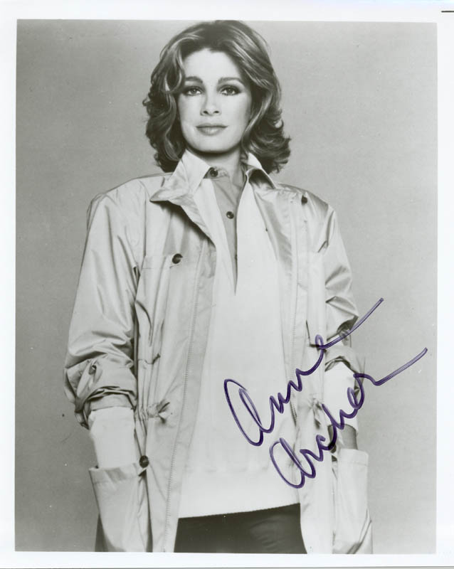 Image 1 for Anne Archer - Autographed Signed Photograph - HFSID 71812