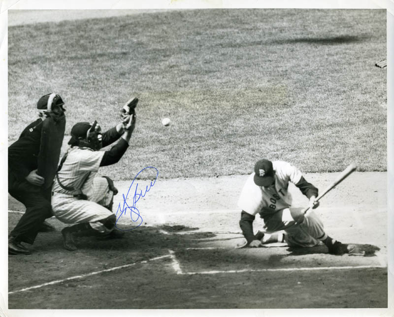 Image 1 for Yogi Berra - Autographed Signed Photograph - HFSID 72711