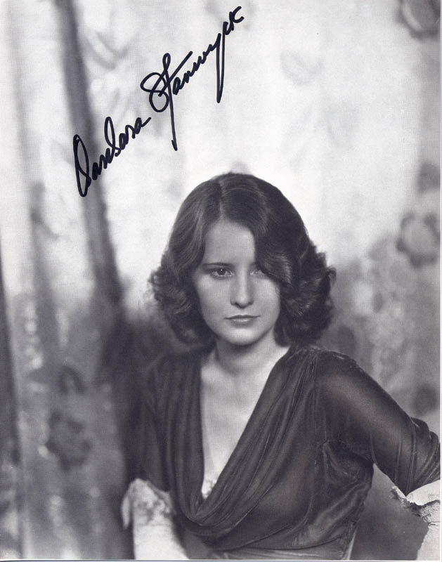 Image 1 for Barbara Stanwyck - Magazine Photograph Signed - HFSID 74243