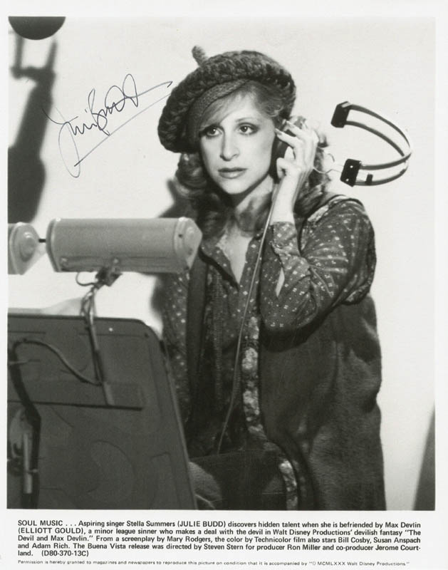 Image 1 for Julie Budd - Autographed Signed Photograph - HFSID 74357