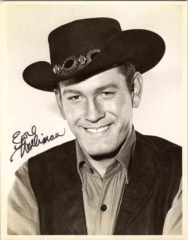 Image 1 for Earl Holliman - Autographed Signed Photograph - HFSID 74393