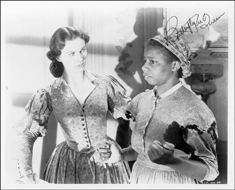 Image 1 for Butterfly Mcqueen - Autographed Signed Photograph - HFSID 74439