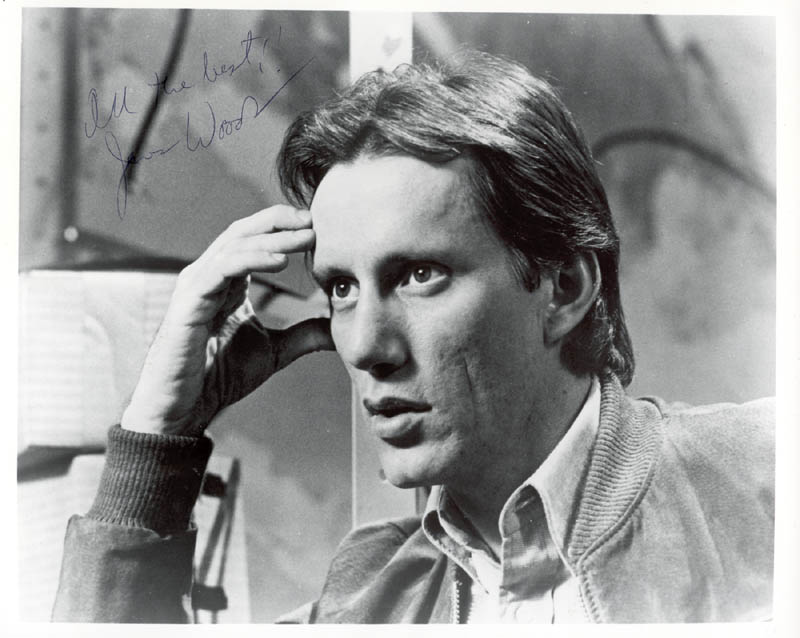 Image 1 for James Woods - Autographed Signed Photograph - HFSID 74605