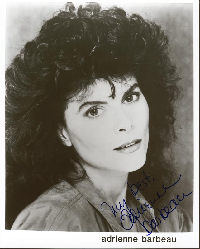 Image 1 for Adrienne Barbeau - Autographed Signed Photograph - HFSID 74625