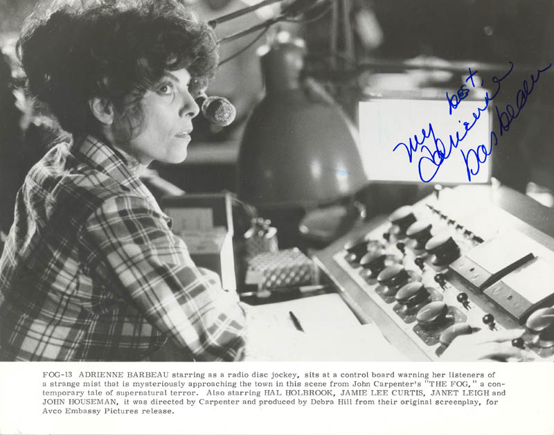 Image 1 for Adrienne Barbeau - Autographed Signed Photograph - HFSID 74626