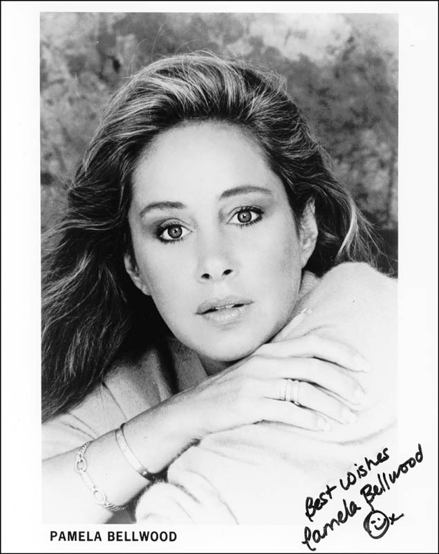 Image 1 for Pamela Bellwood - Autographed Signed Photograph - HFSID 74628