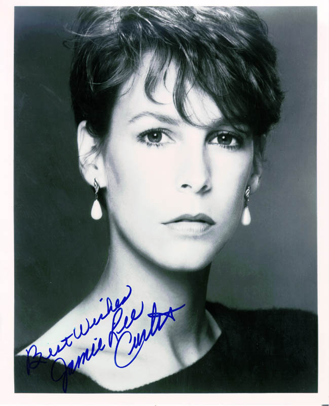 Image 1 for Jamie Lee Curtis - Autographed Signed Photograph - HFSID 74633