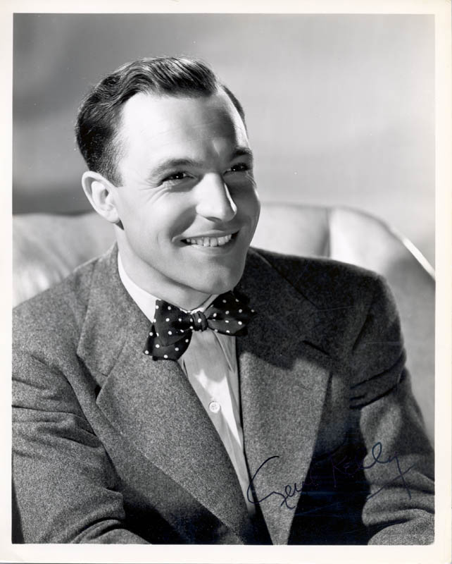 Image 1 for Gene Kelly - Autographed Signed Photograph - HFSID 74655