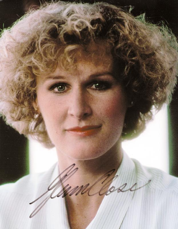 Image 1 for Glenn Close - Autographed Signed Photograph - HFSID 74669