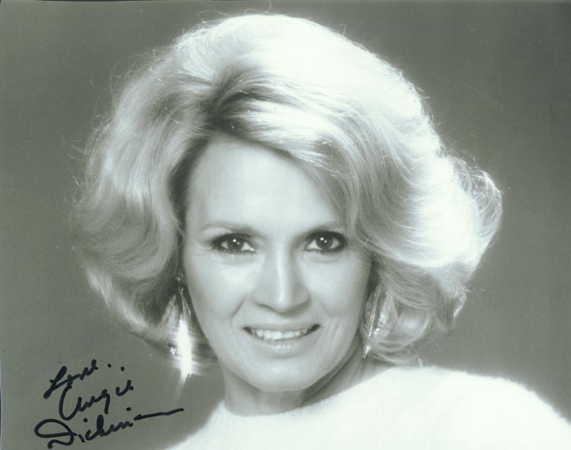 Image 1 for Angie Dickinson - Autographed Signed Photograph - HFSID 75013