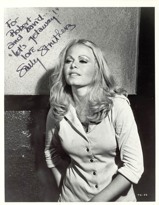 Image 1 for Sally Struthers - Autographed Inscribed Photograph - HFSID 75095