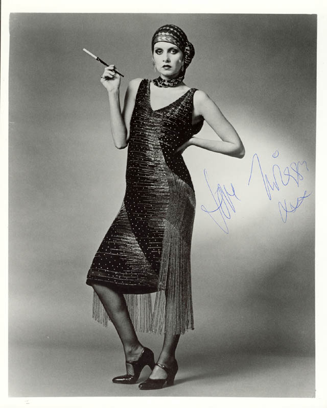 Image 1 for Twiggy - Autographed Signed Photograph - HFSID 75182