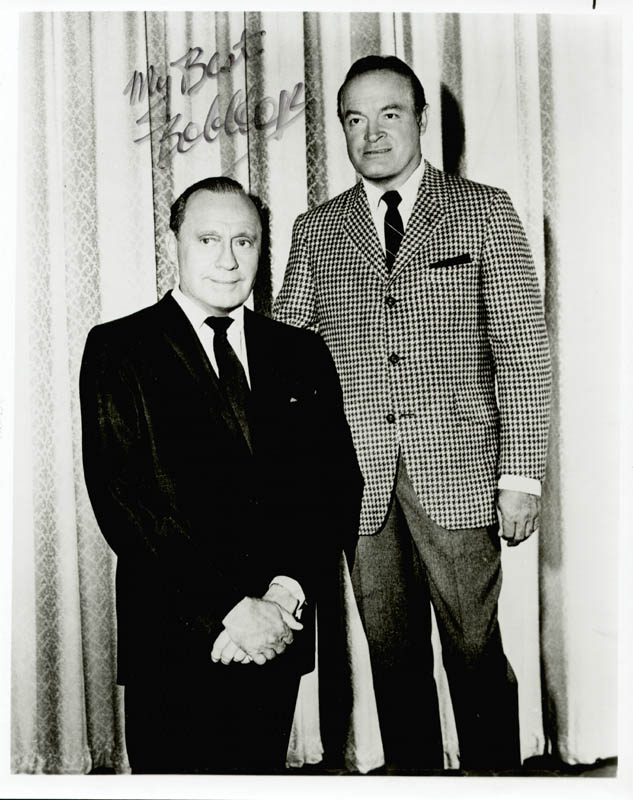 Image 1 for Bob Hope - Autographed Signed Photograph - HFSID 75287