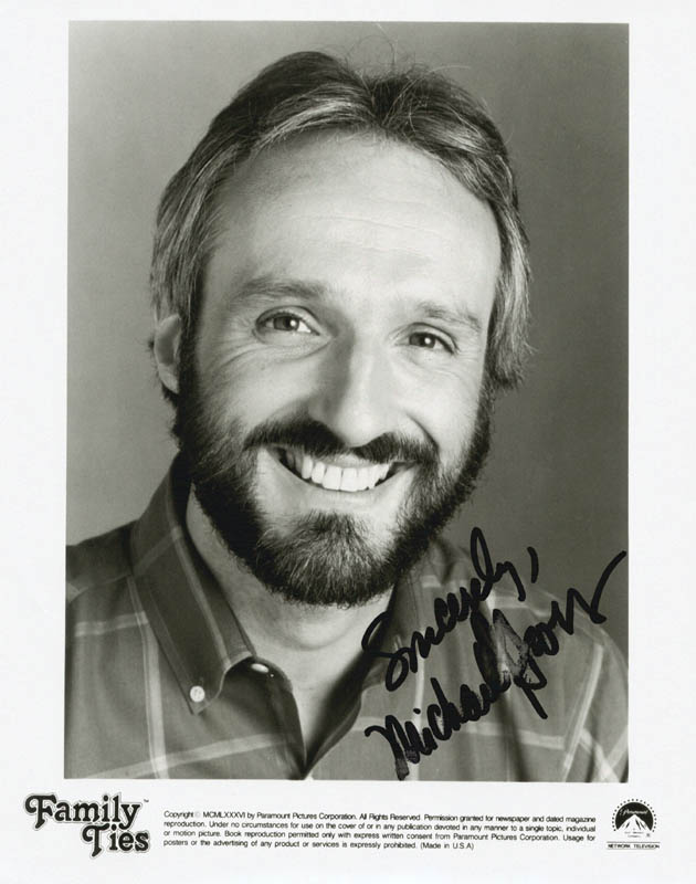 Image 1 for Michael Gross - Autographed Signed Photograph - HFSID 75346