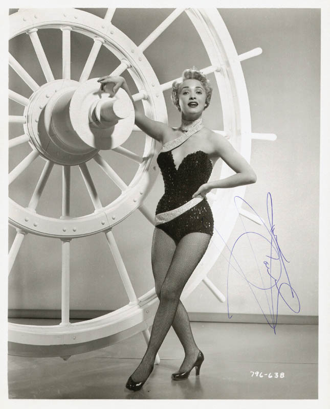 Image 1 for Jane Powell - Autographed Signed Photograph - HFSID 75358