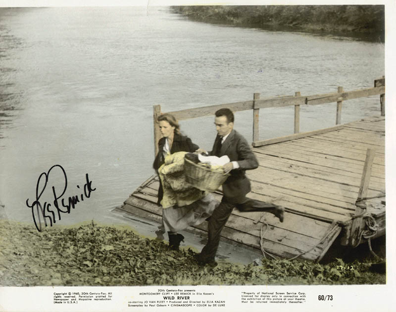 Image 1 for Lee Remick - Autographed Signed Photograph - HFSID 75399