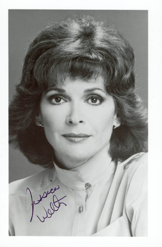 Image 1 for Jessica Walter - Autographed Signed Photograph - HFSID 75611