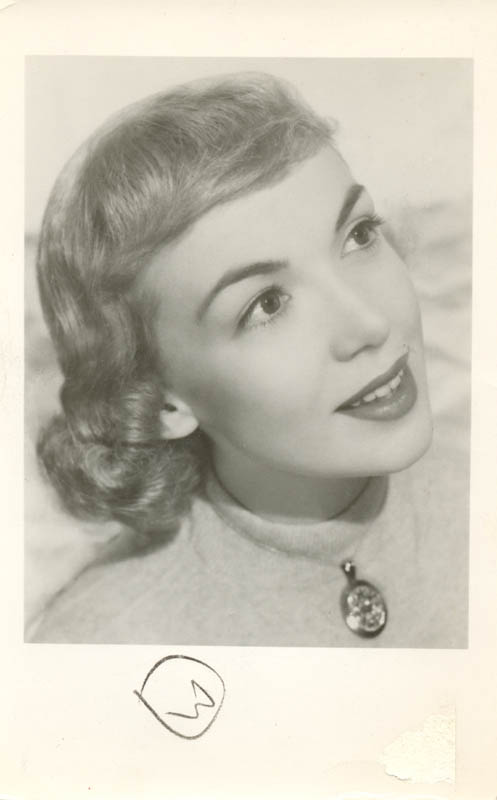 Image 3 for Edie Adams - Autograph Note Signed 08/21/1956 - HFSID 75796