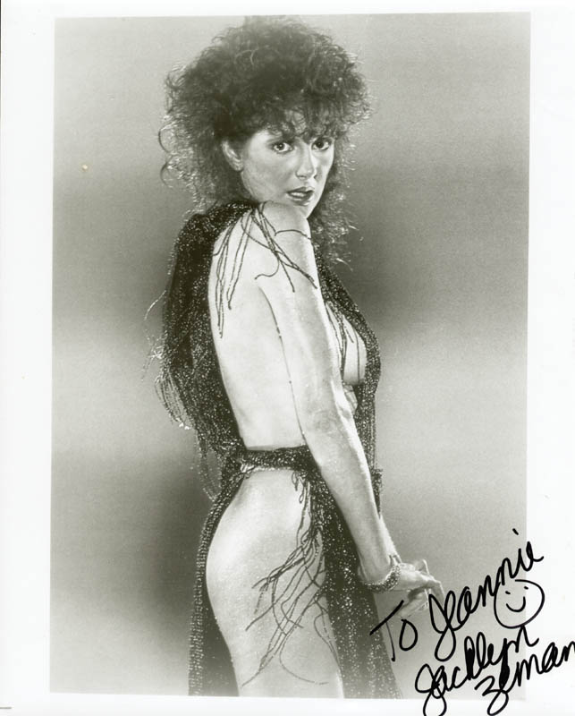 Image 1 for Jacklyn Zeman - Autographed Inscribed Photograph - HFSID 76549