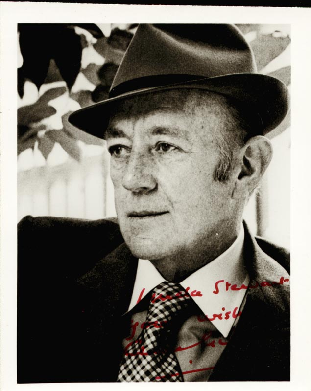 Image 1 for Sir Alec Guinness - Autographed Inscribed Photograph - HFSID 76684