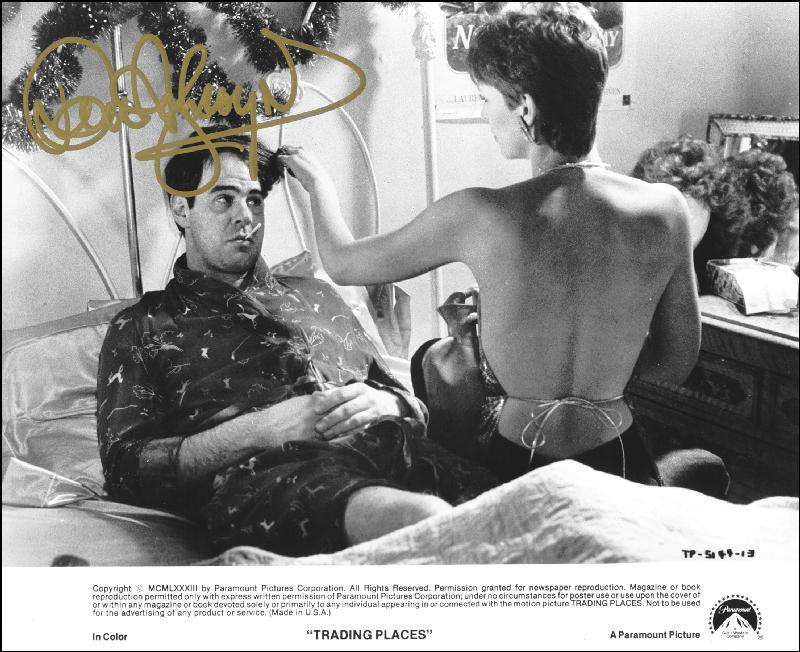 Image 1 for Dan Aykroyd - Autographed Signed Photograph - HFSID 76718