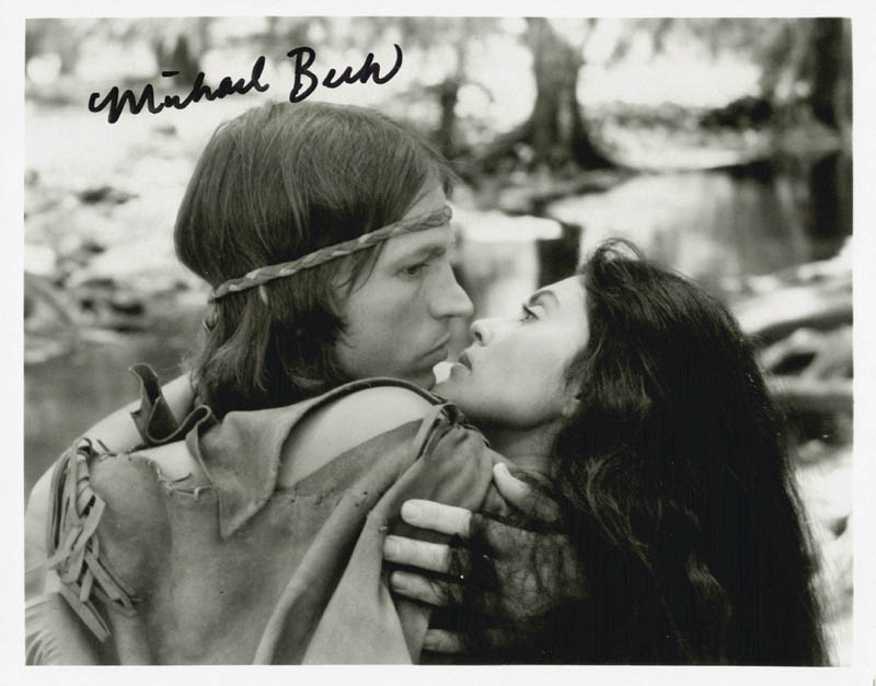 Image 1 for Michael Beck - Autographed Signed Photograph - HFSID 76757