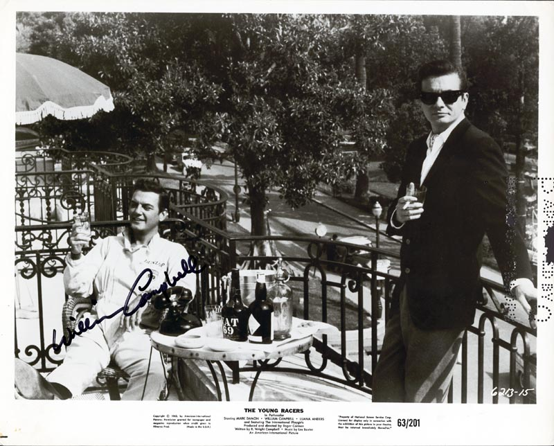 Image 1 for William Campbell - Autographed Signed Photograph - HFSID 76779
