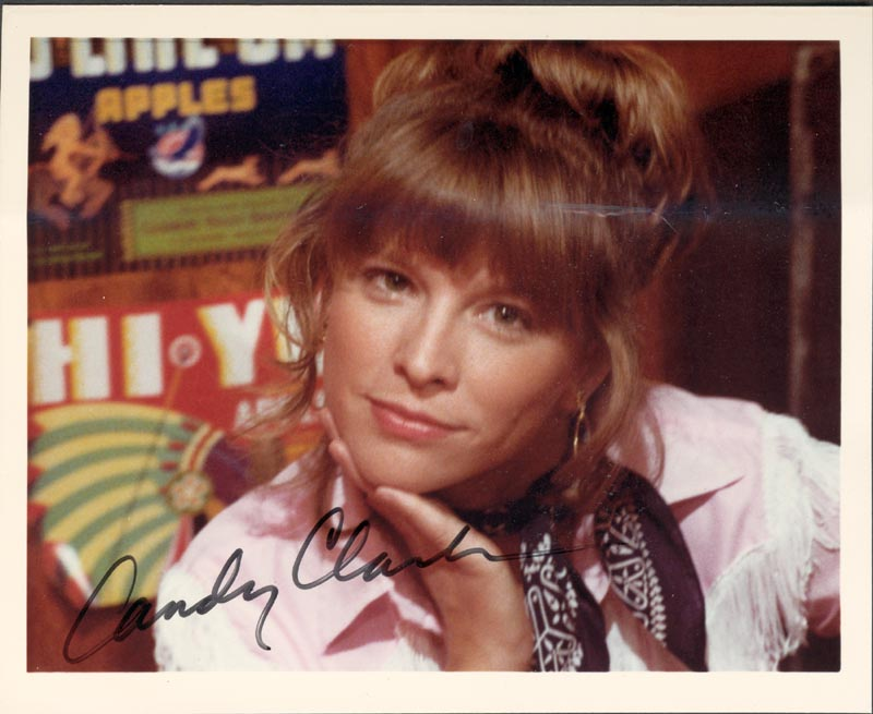Image 1 for Candy Clark - Autographed Signed Photograph - HFSID 76817