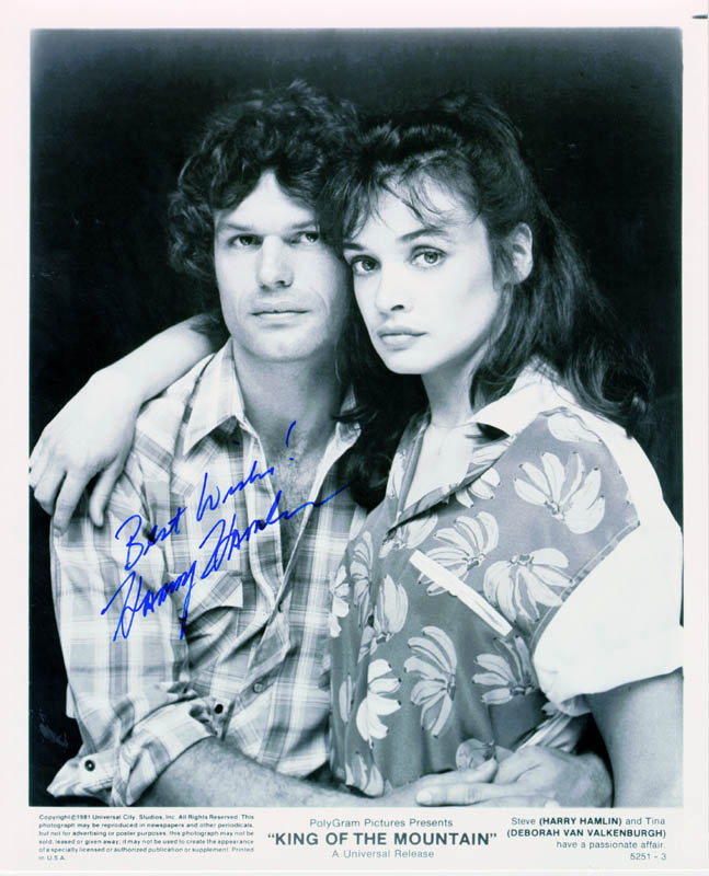 Image 1 for Harry Hamlin - Autographed Signed Photograph - HFSID 76904