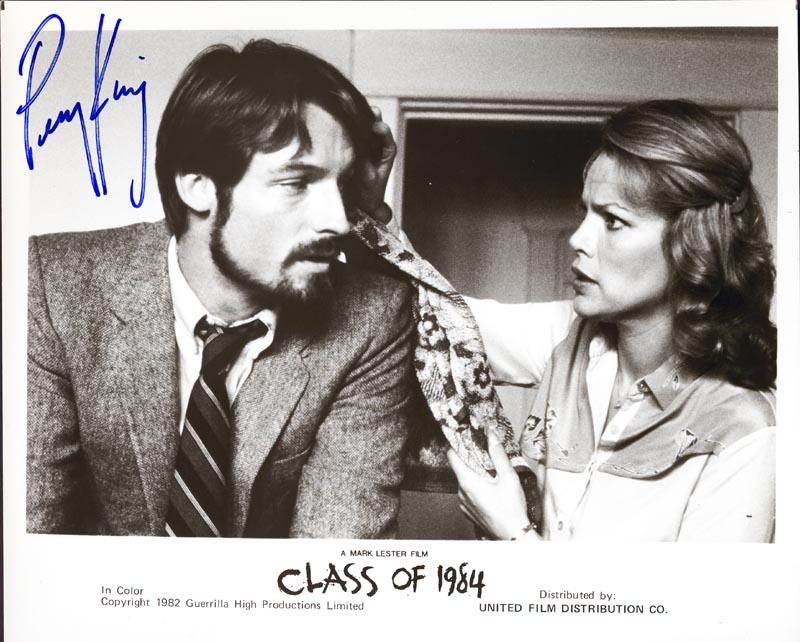 Image 1 for Perry King - Autographed Signed Photograph - HFSID 76943