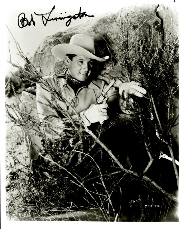 Image 1 for Robert Livingston - Autographed Signed Photograph - HFSID 77216