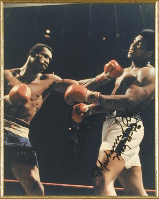 Image 3 for Muhammad 'The Greatest' Ali - Autographed Signed Photograph 05/20/1986 - HFSID 77787