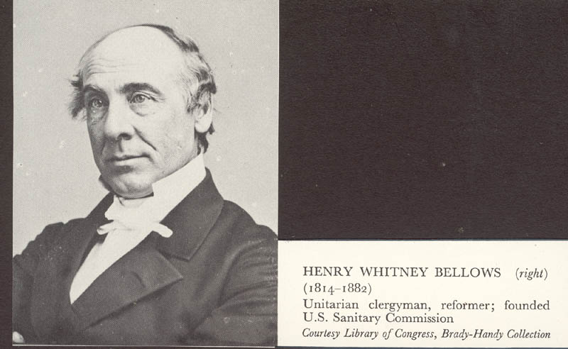 Image 3 for Henry Whitney Bellows - Autograph Letter Signed 01/30/1879 - HFSID 78431