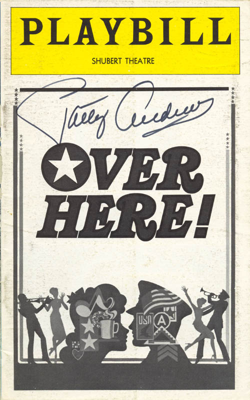 Image 1 for Patty Andrews - Show Bill Signed - HFSID 78829