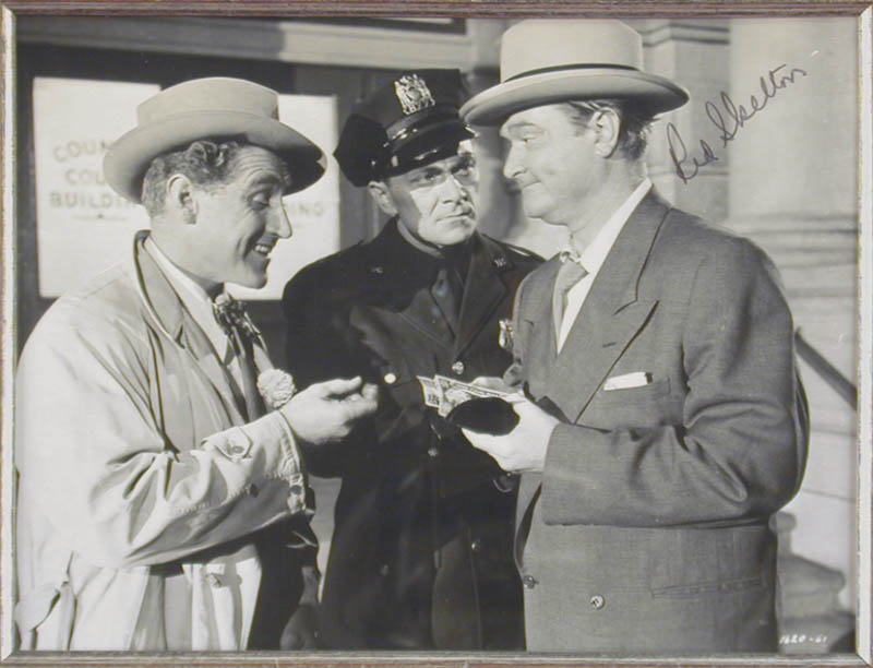 Image 3 for Red Skelton - Autographed Signed Photograph - HFSID 80279