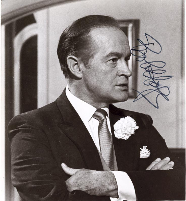 Image 1 for Bob Hope - Autographed Signed Photograph - HFSID 827