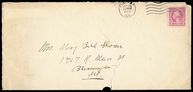 Image 3 for Clarence Darrow - Autograph Letter Signed 09/25/1923 - HFSID 84388