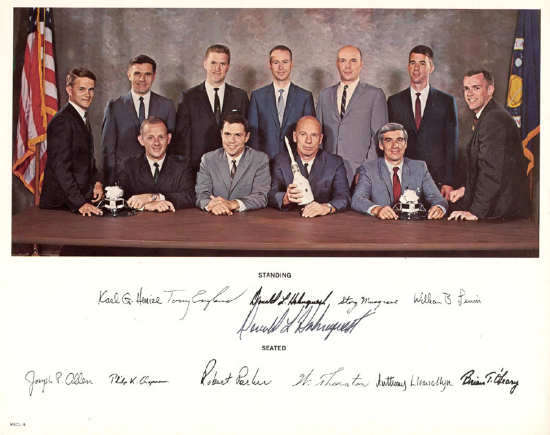 Image 1 for Donald L. Holmquest - Autographed Signed Photograph - HFSID 88067