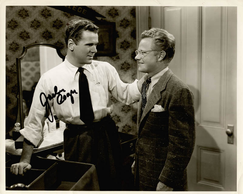 Image 1 for Jackie Cooper - Autographed Signed Photograph - HFSID 88634