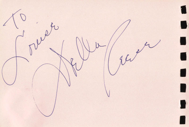 Image 3 for Jack Klugman - Autograph Note Signed co-signed by: Della Reese - HFSID 88831