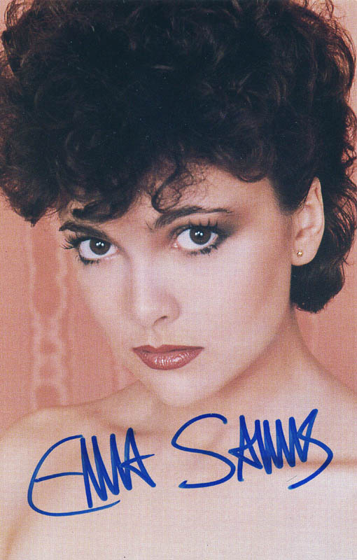Image 1 for Emma Samms - Autographed Signed Photograph - HFSID 89044