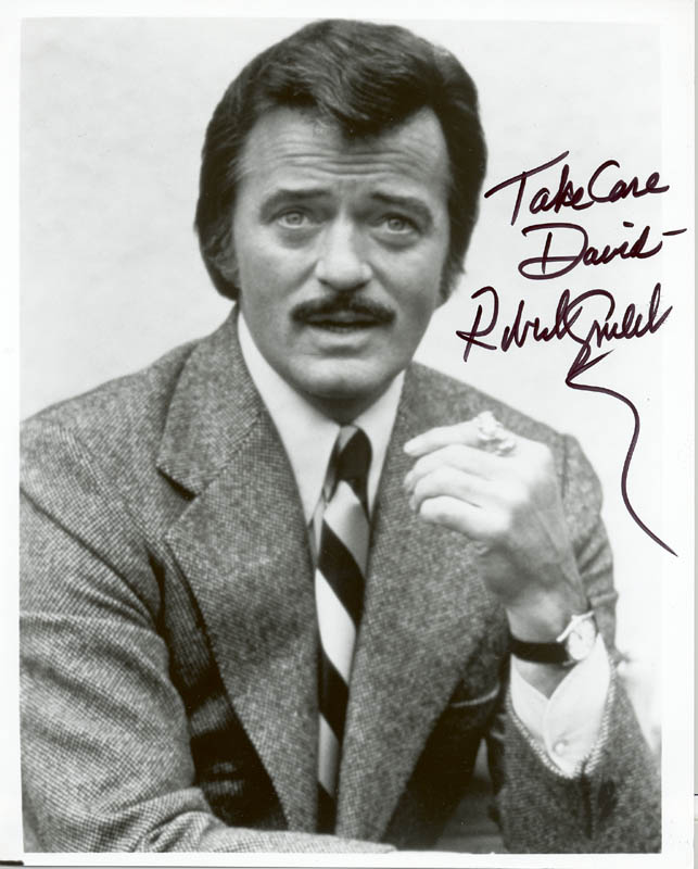 Image 1 for Robert Goulet - Autographed Inscribed Photograph - HFSID 89105