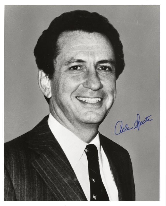Image 1 for Arlen Specter - Autographed Signed Photograph - HFSID 89183