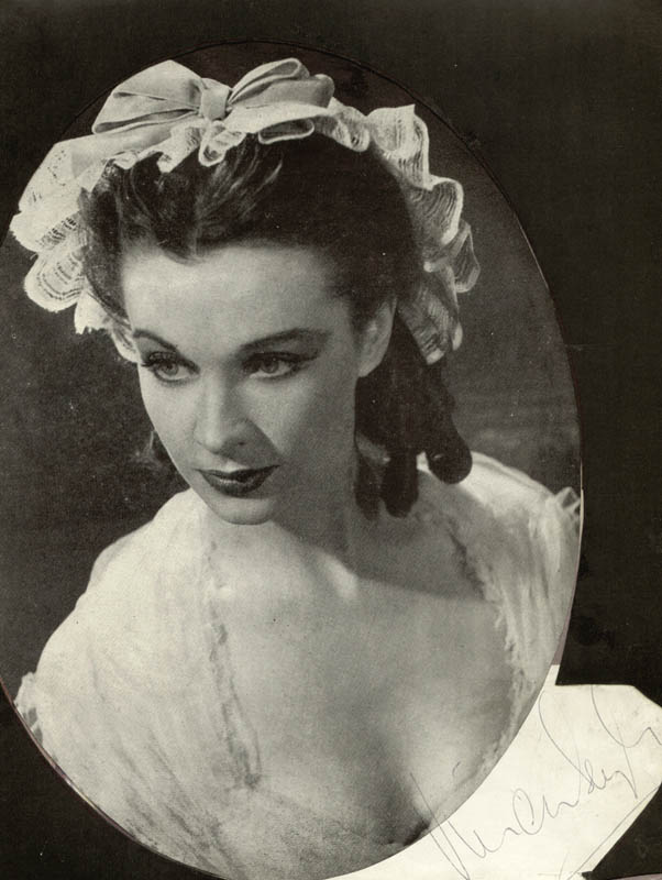 Image 1 for Vivien Leigh - Magazine Photograph Signed - HFSID 89707