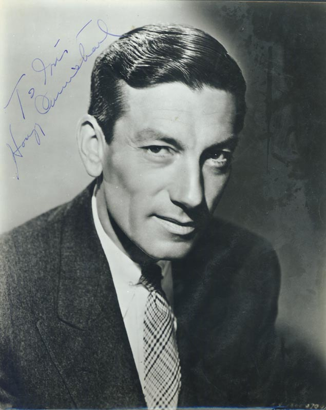 Image 1 for Hoagy Carmichael - Autographed Signed Photograph - HFSID 89770